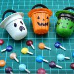 Doll Mini | Hướng dẫn làm đồ cho ngày halloween
