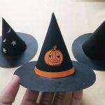 Hướng dẫn làm mũ phù thủy halloween