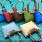 Doll Mini | Hướng dẫn làm túi xách siêu đơn giản