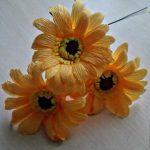 Hướng dẫn làm hoa hướng dương bằng giấy khoe sắc vàng
