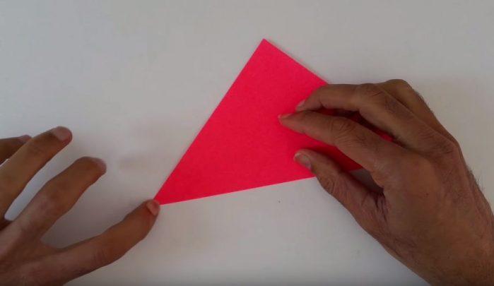 cách làm chậu hoa từ giấy