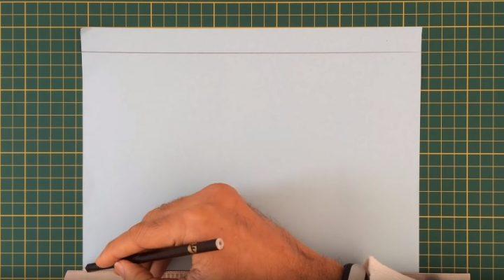 cách làm đèn lồng để bàn từ giấy
