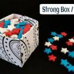 Hướng dẫn cách làm chiếc hộp đựng kẹo từ giấy