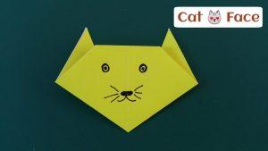 cách làm khuôn mặt hình con mèo